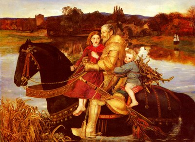 A Dream Of The Past-Sir Isumbras At The Ford