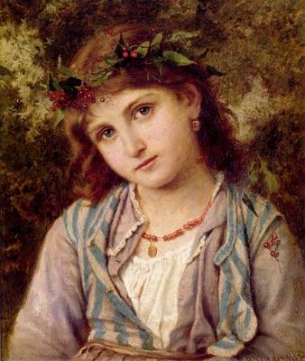 An Autumn Princess