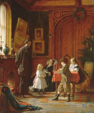 Christmas Time, The Blodgett Family