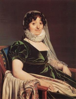 Comtess de Tournon, nee Genevieve de Seytres Caumont