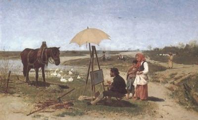 Der Pferdemaler