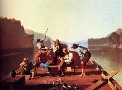 Ferryman Playing Cards