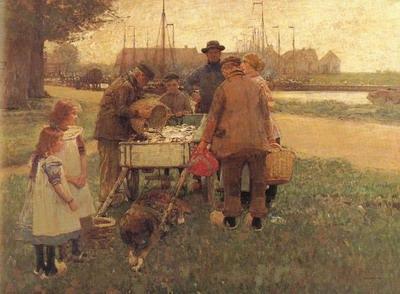 Fischhandler