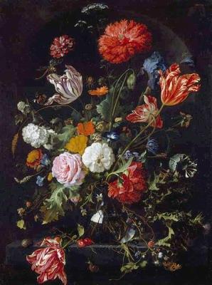 Flowers piece