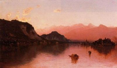 Isola Bella, Lago Maggiore, a Sketch