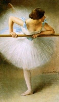 La Danseuse, the ballerina