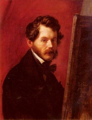 Portrait Of Friedrich Von Amerling