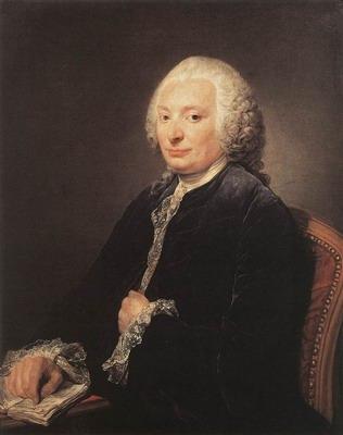 Portrait of George Gougenot de Croissy