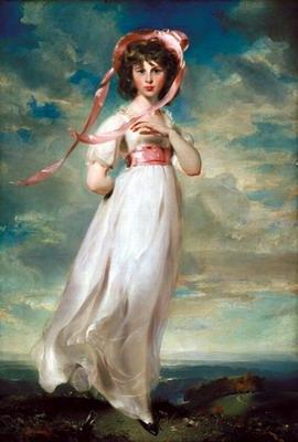 Sarah Goodin Barrett Moulton, Pinkie