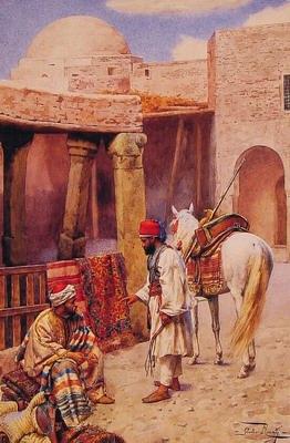The Carpet Seller