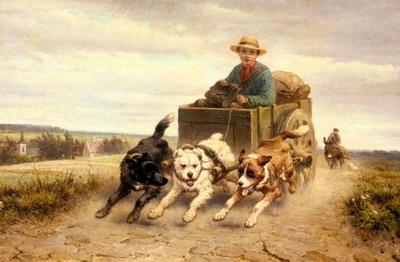 The Dog Cart