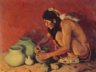 The Pottery Maker