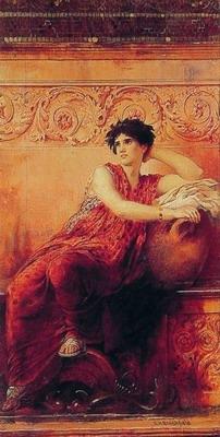 The Roman Pose