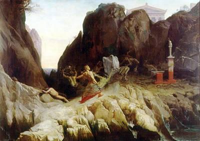 The wrath of orestes