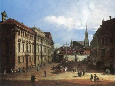 Vienna,The Lobkowitzplatz