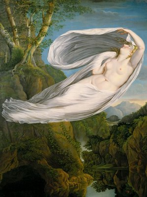echo flying from narcissus