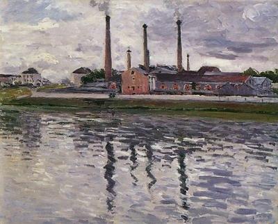 Factories at Argenteuil