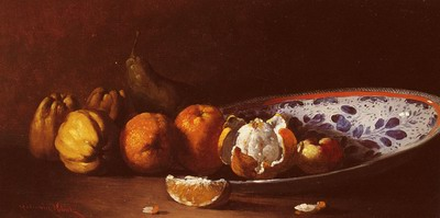 Nature Morte Aux Fruits, A still life with fruits