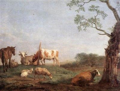 Resting Herd