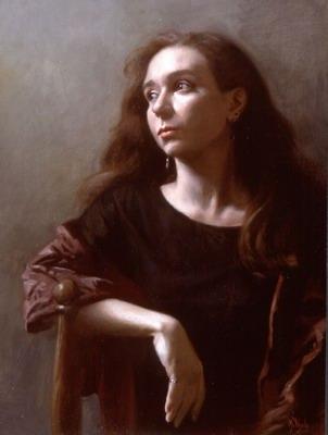 Portrait of Marla
