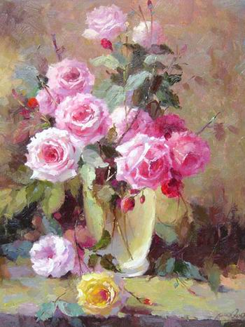 still life watercolor paintings for sale Oil Paintings in Classical Still life