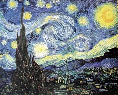 oil Paintings replica painting Van Gogh oil painting