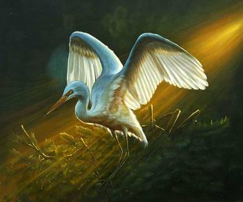 oil paintings Masterpiece Oil Painting Reproduction Animal oil painting