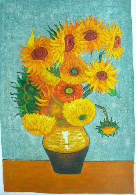 van oil painting chinese oil Paintings Van Gogh oil painting