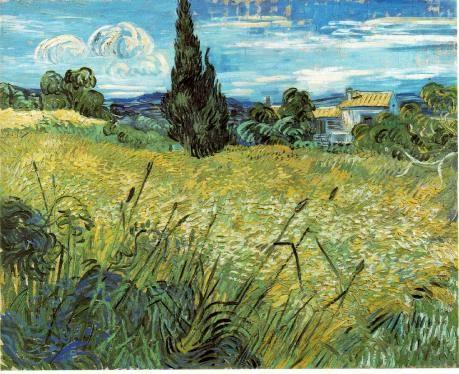 van oil painting old master painting Van Gogh oil painting