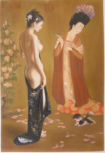 Wholesale Oil Painting Human Body China