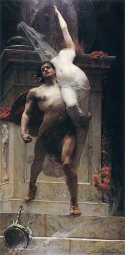Ajax and Cassandra, Solomon Joseph Solomon