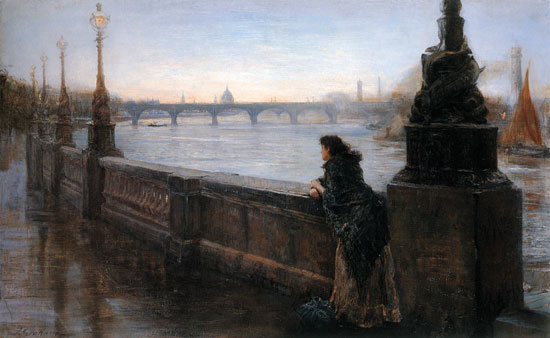 Alone in London, Thomas A. Graham