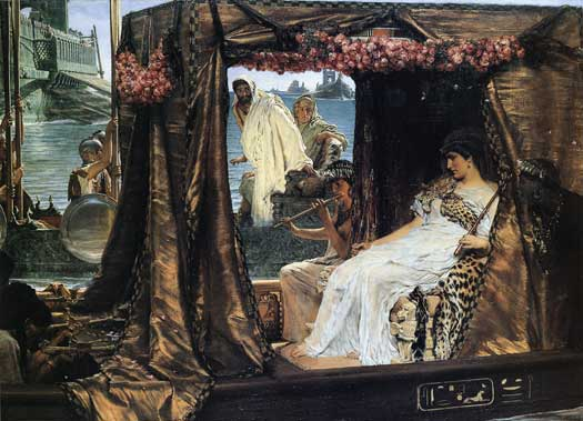 Anthony and Cleopatra, Sir Lawrence Alma-Tadema