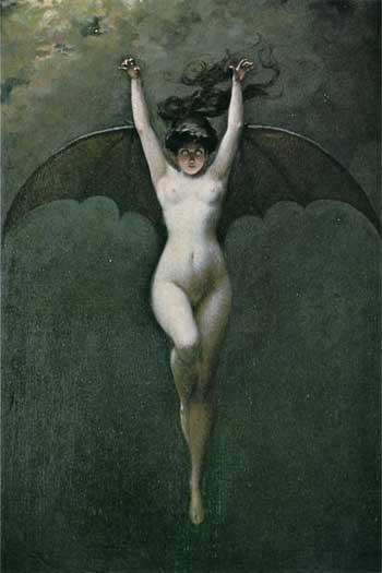 Bat-Woman, Albert Penot