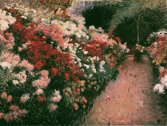 Chrysanthemums, Dennis Miller Bunker