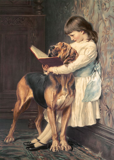Compulsory Education, Charles Burton Barber