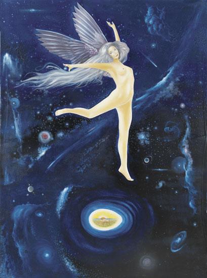 Creation of the World, Manfred von Pentz