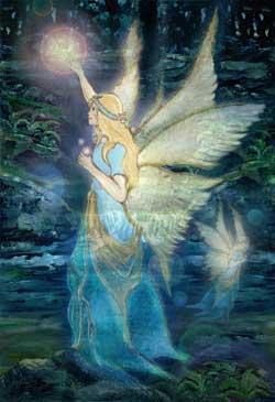 Fairie Lights, Aleisha