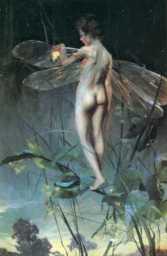 Fairy Boy, Nell Joshua