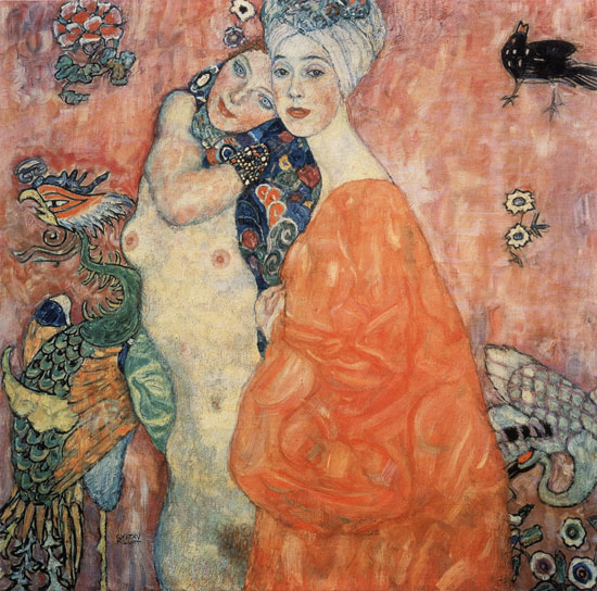 Girlfriends, Klimt