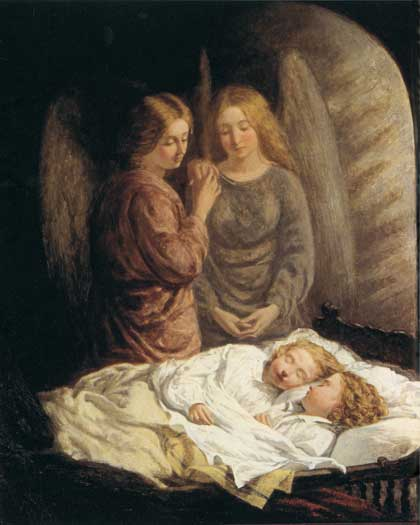 Guardian Angels, J H S Mann