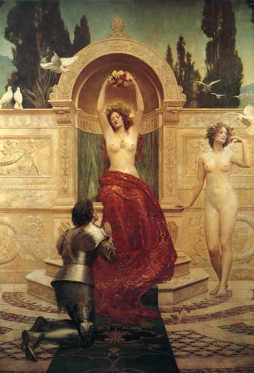 In the Venusberg, Hon. John Collier