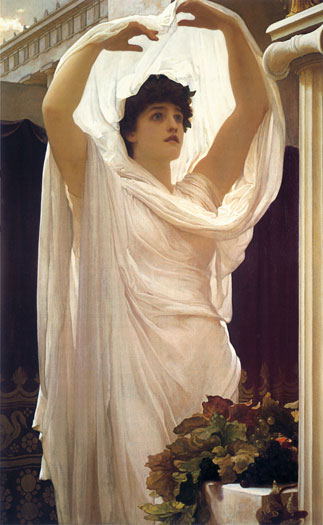 Invocation, Fredric, Lord Leighton