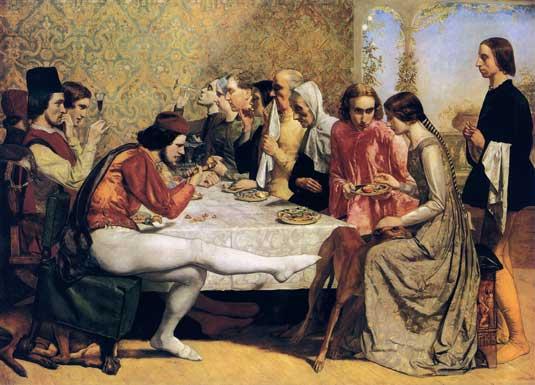 Isabella, Sir John Everett Millais