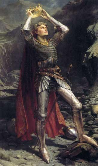 King Arthur, Charles Ernest Butler