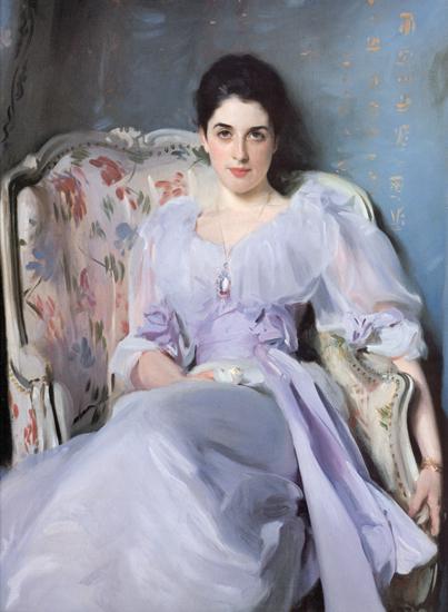 Lady Agnew, John Singer Sargent