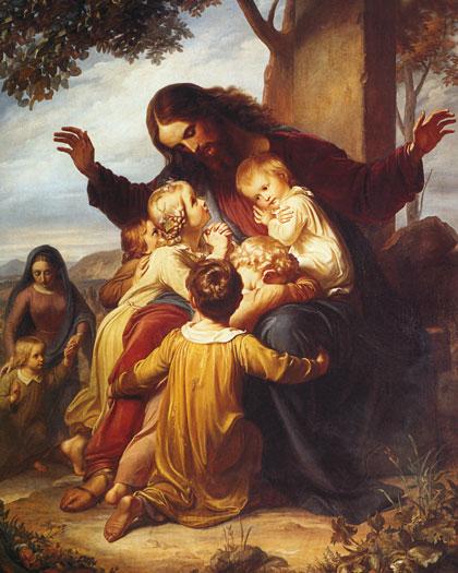 Let the Children Come unto Me, Vogelstein