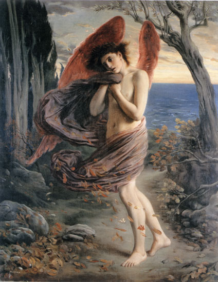 Love in Autumn, Solomon