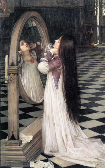 Marianna in the South, Waterhouse