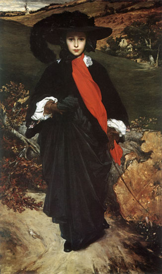 May Sartoris, Leighton